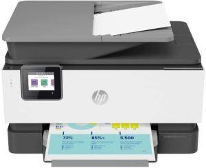Une photocopieuse couleur de HP