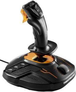 De nombreux joysticks PC sont filaires, néanmoins, selon notre avis, les meilleures modèles sont sans fil (et fonctionnant avec une batterie). Testez-le!