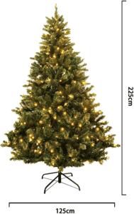 Les sapins de Noël viennent dans de différentes tailles, vous pouvez ainsi trouver la taille idéale pour votre appartement. Prenez votre temps pour choisir le meilleur sapin de Noël pour vous!