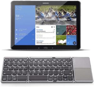 D'après les tests comparatifs, les nouveaux modèles de clavier sans fil fonctionnent avec une batterie lithium-ion.