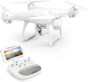 Le drone est facilement montable.