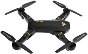 Le meilleur drone est équipé d'une caméra de haute qualité.