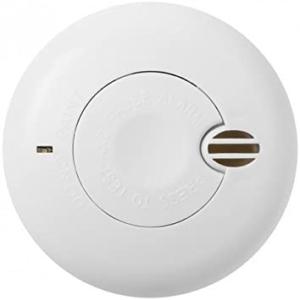 Le détecteur de fumée est très facile à installer.