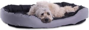 Le matériau de fabrication et de remplissage de son panier est un élément clé. Un excellent rembourrage favorise le confort optimal de votre animal. Une option qui a su convaincre les avis des utilisateurs lors de leurs tests. Faites le test !