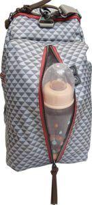 Son design de type sac à main avec des motifs est très tendance. Il est approuvé par les utilisateurs ayant pu faire le test.