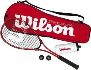 Avec la bonne raquette pour le squah, vous aurez plus de plaisir à jouer.