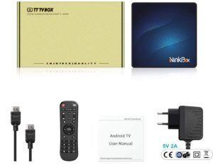 Les décodeurs de télévision ont de nombreuses entrées pour pouvoir y connecter différents appareils.