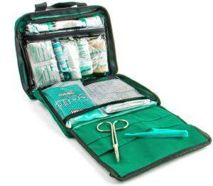 Produit utilisé pour les premiers soins rapides et efficaces en cas de besoin.