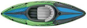 Les modèles de kayaks ouverts sont particulièrement indiqués pour les novices, et débutants dans l'activité. Une fonctionnalité qui a su convaincre les avis de tous les utilisateurs lors de leurs tests.