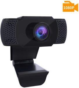 Les webcams sont les outils parfaits pour les vidéoconférences.