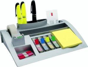 L'organisateur de bureau vous offre un bon moyen pour rester organisé. Une fonctionnalité qui a su convaincre les avis des utilisateurs lors de leurs tests.