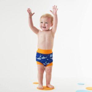 De nos jours, les couches sont très absorbantes et fines afin de ne pas déranger votre enfant lorsqu'il joue.