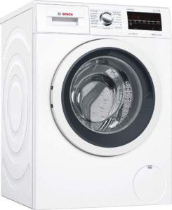 Cette machine à lavée à une capacité de lavage de 6 kilos.