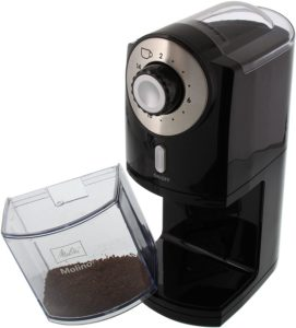 Broyeur à café réglable facile à utiliser