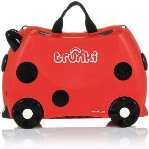 Les valises d'enfant ont tendance à être plus résistantes pour pallier aux nombreux coups que donnent les enfants. Elles sont souples ou rigides.