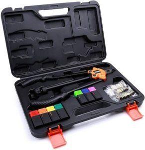 Les rivets sont des petites attaches utilisées pour joindre de manière permanente deux pièces ou plus.