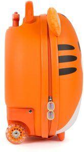 Avant de vous lancer et de faire le test, sachez qu'en voyage, que ce soit avec une valise d'enfant ou toute autre valise, il est essentiel d'avoir des fermetures sûres et solides.