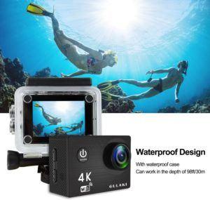 Les caméras de sport sont idéales pour les voyages et les aventures à l'extérieur. Faites le test !