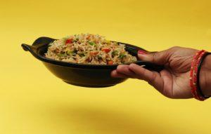 Il peut aussi servir pour la cuisson des légumes, des pâtes, de gâteaux, du porridge/congee et du risotto. Une option testée et approuvée !