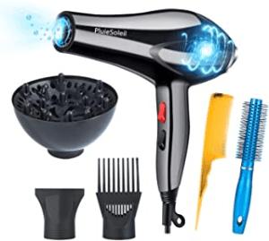 Faites le test, utilisez un sèche-cheveux professionnel pour un résultat parfait, comme chez le coiffeur.