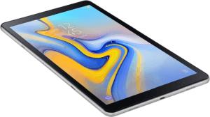 Selon les tests du fabricant, cette tablette samsung vous offre une mémoire interne de 32 Go.