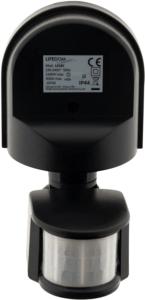 Ce détecteur de mouvement est étanche et peut donc être placé dehors sans problème.