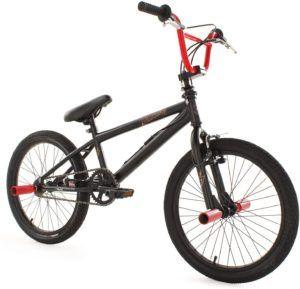 Selon les tests comparatifs, les BMX sont des vélos qui sont meilleurs pour effectuer des acrobaties semblables aux cascades que font les motards.