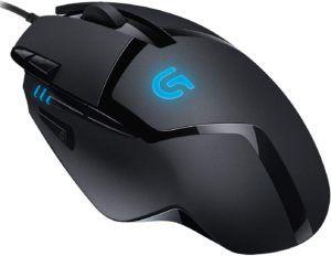 Huit Boutons Programmables: Cette souris gamer est pensée pour le joueur et ses besoins. Avec ses huit boutons programmables, elle va parfaitement s'adapter à ses besoins. Testé et prouvé!