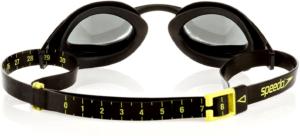 Vous pouvez ajuster la taille de vos lunettes de piscine.