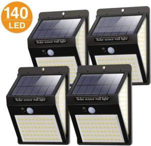 Dispositif d'éclairage solaire muni de capteur photovoltaïque.