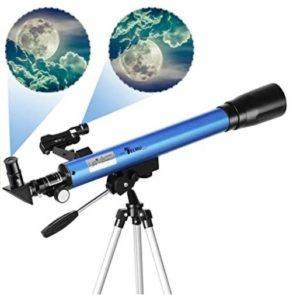 Le choix d'un télescope n'est pas anodin car les modèles varient énormément.