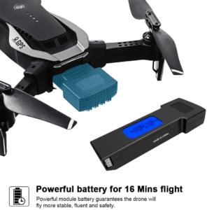 Avant de vous lancer et de faire le test, sachez que l'autonomie d'un drone avec caméra définit la durée consécutive de vol maximale, à charge pleine.