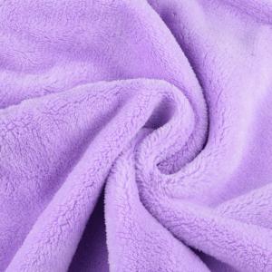 Les serviettes microfibre sèchent rapidement. Elles sont par ailleurs très légères et se glisseront facilement dans votre valise ou votre sac.