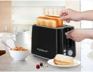Selon l'avis des clients, il est important de s'informer sur le nombre de pains que le grille-pain peut griller en même temps.