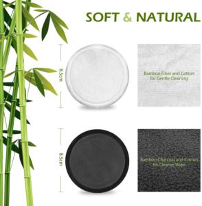 Selon les tests et avis des clients, certaines lingettes démaquillantes sont lavables et réutilisables. En termes de durabilité, c'est la meilleure.