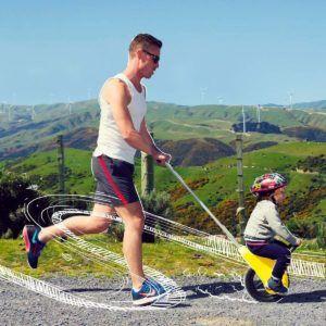 N'oubliez pas que si nous voulez faire des sauts et autres exercices périlleux, il sera plus efficace de vous tourner vers les modèles de monocycle traditionnel.