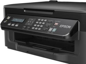 L'imprimante multifonction vous permet d'imprimer, de scanner et de photocopier en même temps