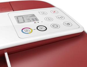 L'imprimante multifonction est facilement utilisable grâce à ses boutons intégrés.