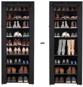 Est vendue à un prix très abordable et permet de ranger jusqu'à 27 paires de chaussures. Qu'attendez-vous pour faire le test ?