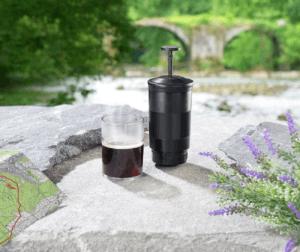 La cafetière à piston vous offre une manière facile et rapide pour faire votre