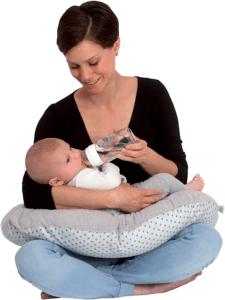 Les coussins d'allaitement sont des articles texturés confortables et très souples, conçus pour que le bébé soit commode. Une fonctionnalité qui a su convaincre les avis des utilisateurs lors de leurs tests.