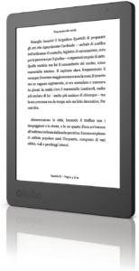 Économiser du papier en lisant vos livres préférées sur votre liseuse numérique.