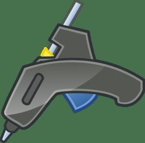 Les pistolets à silicone sont très utiles en plomberie.