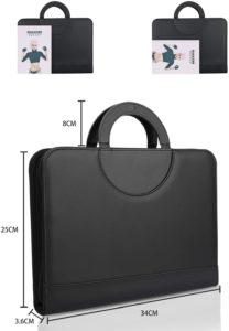 Le portefeuille en cuir PU noir résistant à l'eau selon les tests est renforcé avec des surpiqûres d'accent, a une couverture extérieure texturée rembourrée et fait avec seulement les meilleurs matériaux, vous pouvez être sûr qu'il résistera à l'épreuve du temps.