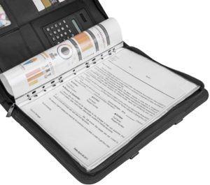 Vous devez choisir le porte-document le plus adapté à vos besoins selon les tests comparatifs.
