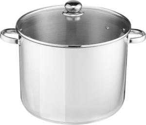 Les casseroles peuvent être très larges et donc contenir beaucoup d'aliments en même temps. Faites le test et soyez conquis !