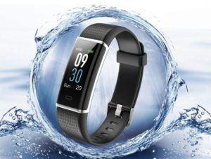 Le Smartwatch vibre pour vous alerter lorsque votre smartphone reçoit un appel telephone, un SMS et des messages. Vous ne manquerez jamais un appel ou un message important.