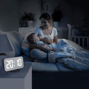Il vaut mieux pour votre santé de se réveiller avec un réveil à côté de votre lit qu'avec un téléphone portable.