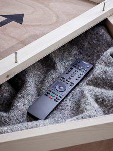 Contrôlez votre télévision à distance avec votre télécommande.