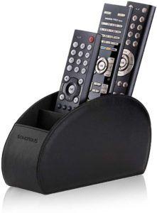 Grâce aux télécommandes universelles, les collections de télécommandes appartiennent au passé, car vous pouvez désormais contrôler de nombreuses choses avec un seul appareil.
